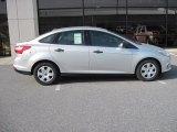 2012 Ingot Silver Metallic Ford Focus S Sedan #60839571