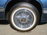Cadillac Eldorado 1990 Wheels and Tires