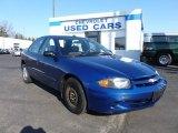 2003 Arrival Blue Metallic Chevrolet Cavalier Sedan #60804775