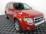 2009 Sangria Red Metallic Ford Escape Limited 4WD #60839553