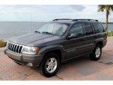 2002 Graphite Metallic Jeep Grand Cherokee Laredo 4x4 #60907379