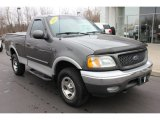 2002 Ford F150 XLT Regular Cab 4x4 Data, Info and Specs