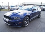 2010 Ford Mustang Shelby GT500 Coupe Data, Info and Specs