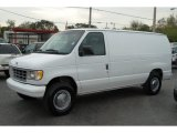 Ford E Series Van 1995 Data, Info and Specs