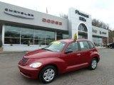 2007 Inferno Red Crystal Pearl Chrysler PT Cruiser  #60907445