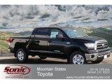 2012 Black Toyota Tundra CrewMax 4x4 #60907291