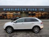 2010 White Platinum Tri-Coat Lincoln MKX AWD #60907406