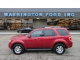 2009 Redfire Pearl Ford Escape Limited V6 4WD #60907402