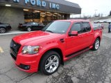 2009 Ford Explorer Sport Trac Adrenaline AWD Data, Info and Specs