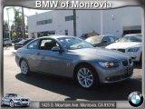 2009 Space Grey Metallic BMW 3 Series 335xi Coupe #60907384