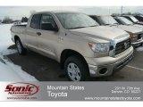 2008 Desert Sand Mica Toyota Tundra SR5 Double Cab 4x4 #60930016