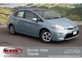 2012 Sea Glass Pearl Toyota Prius 3rd Gen Three Hybrid #60930014