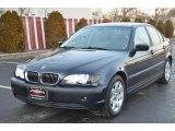 2004 Orient Blue Metallic BMW 3 Series 325i Sedan #60934568