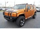 2006 Hummer H2 Fusion Orange