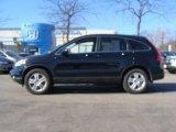2010 Crystal Black Pearl Honda CR-V EX-L AWD #60934923