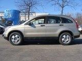 2009 Borrego Beige Metallic Honda CR-V LX 4WD #60934921