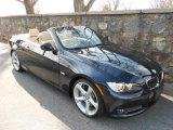 2010 Monaco Blue Metallic BMW 3 Series 335i Convertible #60934480