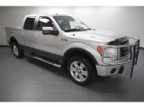 2010 Sterling Grey Metallic Ford F150 FX4 SuperCrew 4x4 #60934728
