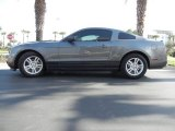 2011 Sterling Gray Metallic Ford Mustang V6 Coupe #60934437