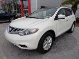 2012 Pearl White Nissan Murano SV #60934862