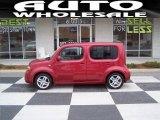 2009 Scarlet Red Nissan Cube 1.8 SL #60934688