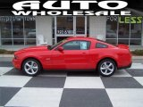 2012 Race Red Ford Mustang GT Coupe #60934686