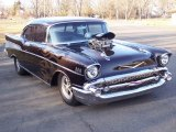 1957 Chevrolet Bel Air Black