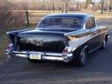 1957 Chevrolet Bel Air Black
