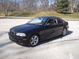 2000 Jet Black BMW 3 Series 328i Coupe #60934672