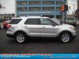 2011 Ingot Silver Metallic Ford Explorer XLT 4WD #60930028