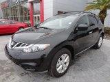 2011 Super Black Nissan Murano SL #60934826