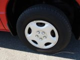 Dodge Caravan 1999 Wheels and Tires