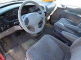1999 Dodge Caravan Interiors