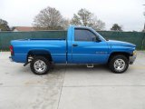 2000 Dodge Ram 1500 Intense Blue Pearlcoat