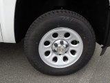 2011 Chevrolet Silverado 1500 Crew Cab 4x4 Wheel