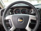 2011 Chevrolet Silverado 1500 LT Extended Cab 4x4 Steering Wheel