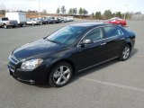 2012 Black Granite Metallic Chevrolet Malibu LT #60934802