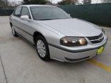 2001 Galaxy Silver Metallic Chevrolet Impala  #60934638