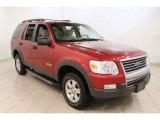 2006 Ford Explorer Redfire Metallic