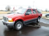2001 Ford Excursion XLT 4x4 Data, Info and Specs