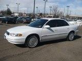1999 Buick Century Bright White Diamond