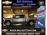 2012 Graystone Metallic Chevrolet Silverado 1500 LTZ Crew Cab 4x4 #60973839