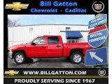 2012 Victory Red Chevrolet Silverado 1500 LT Crew Cab 4x4 #60973838