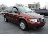 2007 Chrysler Town & Country Cognac Crystal Pearl
