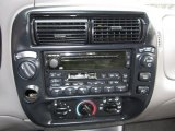 2000 Ford Explorer Sport 4x4 Audio System