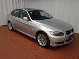 2011 Titanium Silver Metallic BMW 3 Series 328i xDrive Sedan #60973229