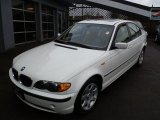 2004 Alpine White BMW 3 Series 325xi Sedan #60973772