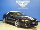 1999 Black Ford Mustang SVT Cobra Convertible #60973189