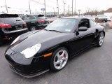 2003 Porsche 911 Black