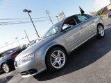 2008 Quartz Grey Metallic Audi A4 2.0T quattro Sedan #60973180